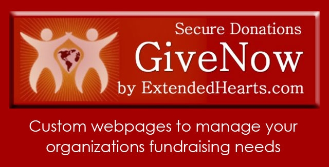 Extended Hearts GiveNow Service